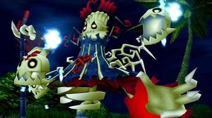 Kingdom Hearts 2 Grim Reaper Boss Fight (PS3 1080p)