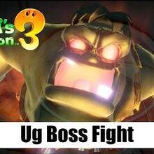 Luigi's Mansion 3 – T-Rex and Ug Boss Fight (Floor 9)
