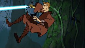 Anakin treed