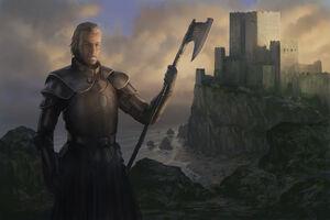 Anders Finer Balon Greyjoy LordIronborn