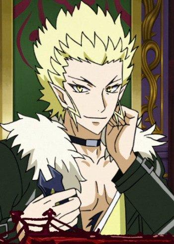 Baal (Welcome to Demon School! Iruma-kun!)