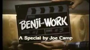 Benji At Work (1980)