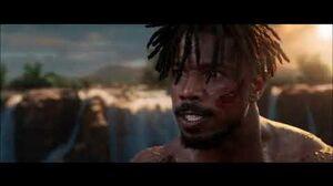 Black Panther (2018) - T'Challa vs