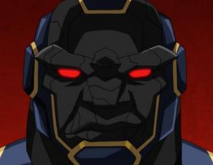 Darkseid's Smirk