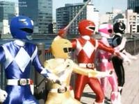 Evil Power Rangers