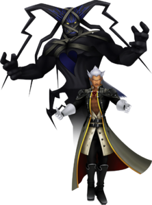 Guardian with Ansem