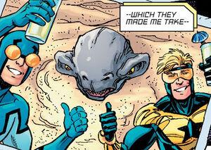 King Shark Prime Earth 0050