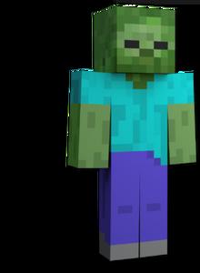Minecraft Zombie (Super Smash Bros Ultimate)