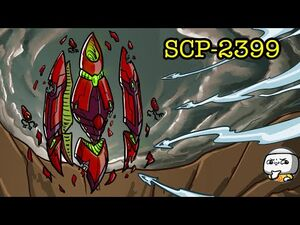 SCP-2399 A Malfunctioning Destroyer (SCP Animation)