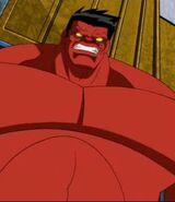 Thaddeus Ross (Earth-8096) as Red Hulk 005