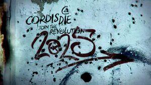 The Cordis Die Graffiti