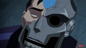 The Death of Cyborg Superman