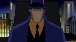The Question Confronts Lex Luthor
