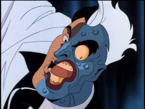 Two-Face (DC Animated Universe) 07