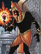 Amenhotep IV (Earth-4321) from Marvel Universe The End Vol 1 1 001