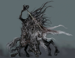 Bloodborne Ludwig Concept