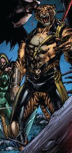 Bronze Tiger Prime Earth 002