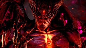 Devil Kazuya Tekken 7 Screencap