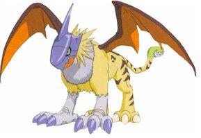 Gryphonmon (Gryphon Digimon)