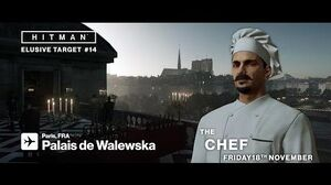 HITMAN - Elusive Target 14 The Chef