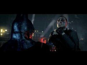 Hugo Strange - Batman- Arkham City