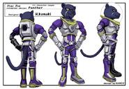 Panther (Concept Art)
