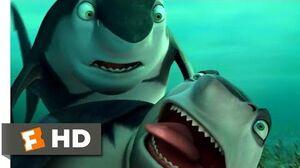 Shark Tale (2004) - Frankie Dies (6 10) Movieclips