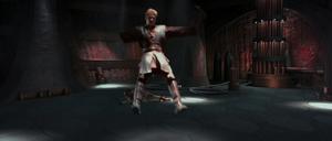 Skywalker levitated