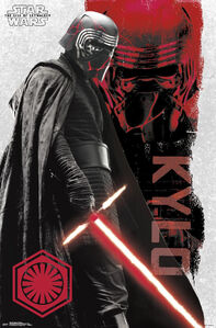 TROS Kylo Trends Poster