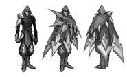 Talon Concept Art