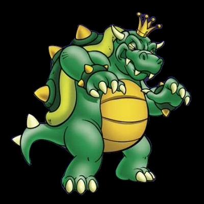 King Koopa (Mario Cartoons)