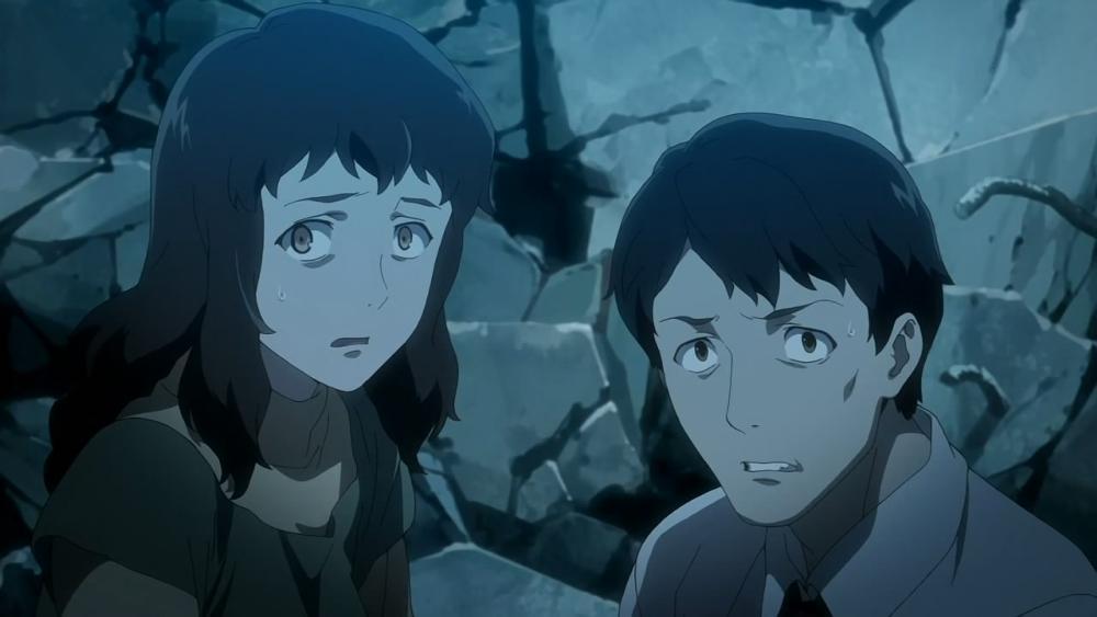 Saika and Ushio Gasai
