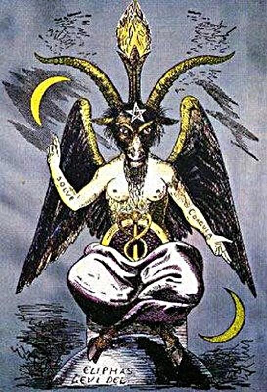 Baphomet (folklore)