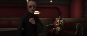 Chancellor Palpatine redirect