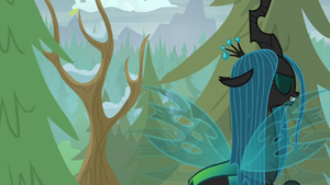 Chrysalis presses on with confidence S9E8