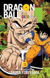 Dragon Ball Z Full Color Saiyan Saga v2