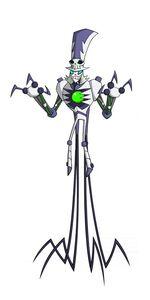 Evil Cyborg Julian