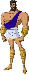 Maxie Zeus (BTAS)