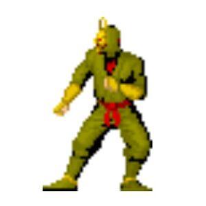 Nakahara the Masked Ninja