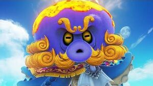 Super Mario Odyssey Mollusque-Lanceur Boss Fight 12