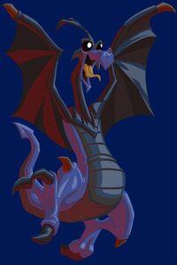 The Sorcerer Dragon