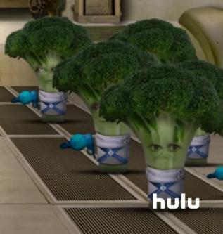 Broccoli Minions