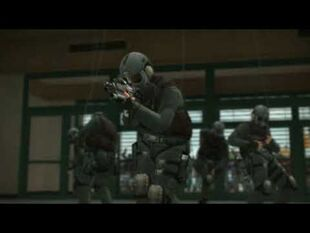 Dead Rising(2006) Special Forces All Voice Lines(including unused)