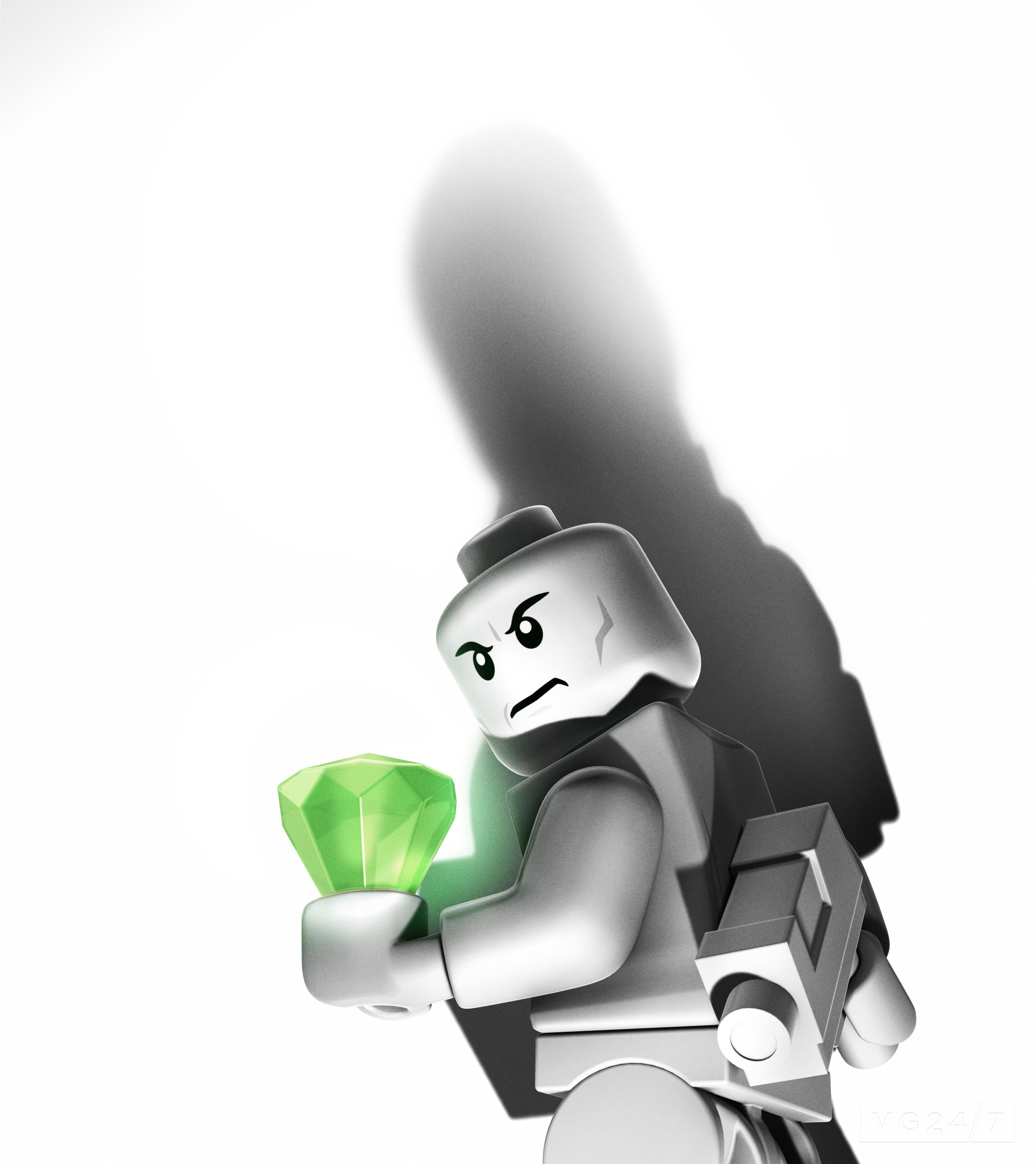 Lex Luthor (Lego Batman 2: DC Super Heroes)