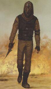 Erik Killmonger CA 18