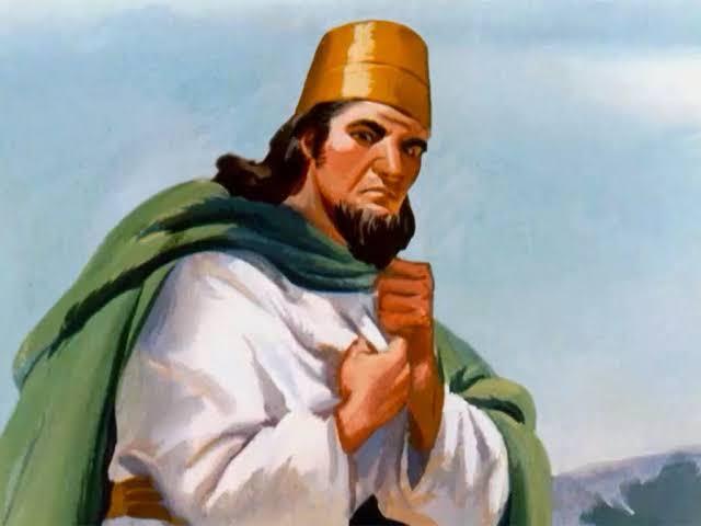King Ahab