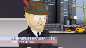 Lennart bedrager 1
