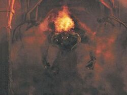 Lord of the Rings Balrog 1