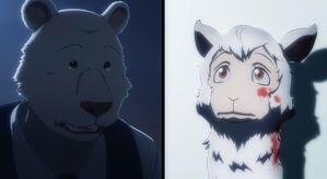 Riz and Tem anime 10