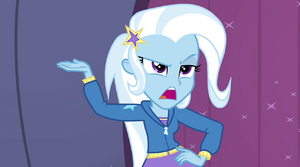 Trixie is the most talented girl at Canterlot High EG2